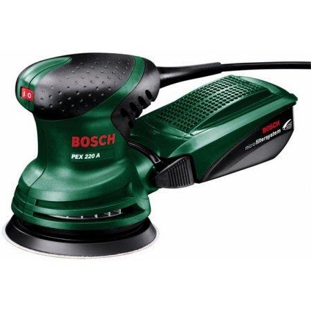 Excentrická bruska Bosch PEX 220 A