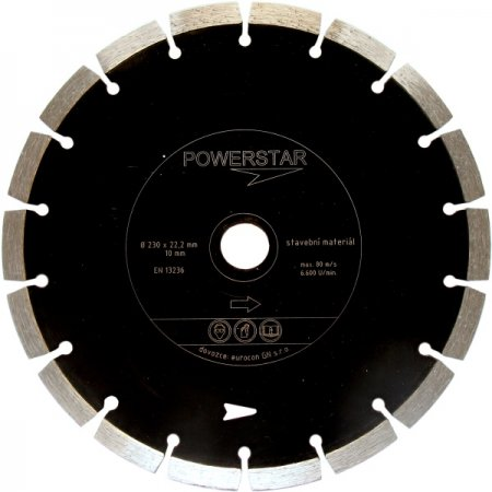 Kotouč diamantový 230 univerzal Powerstar