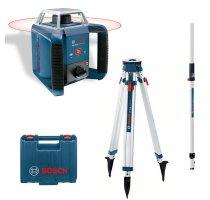 Rotační laser Bosch GRL 400H Professional set + BT 170 HD + GR240 061599403U