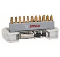 Sada bitů včetně držáku bitů 11ks Bosch