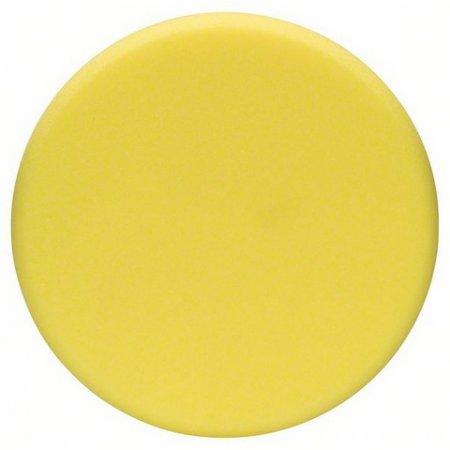 Kotouč z pěnové hmoty tvrdý (žlutý), Bosch