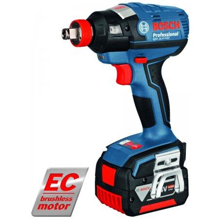 Aku rázový utahovák Bosch GDX 14,4 V EC Professional