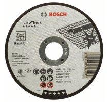 Kotouč řezný rovný Bosch, Best for Inox