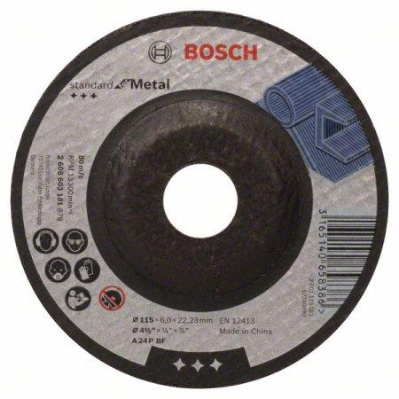 Kotouč řezný prolamovaný Bosch, Standard for Metal
