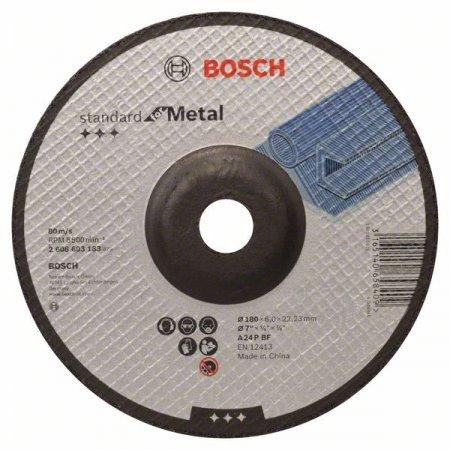 Kotouč řezný rovný Bosch, Standard for Metal