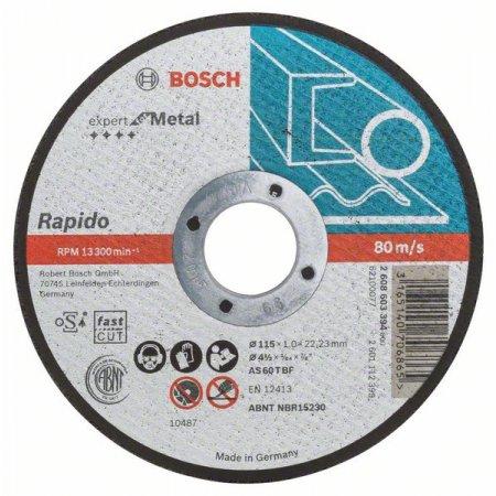 Kotouč řezný rovný Bosch, Expert for Metal
