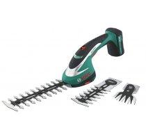 Aku nůžky na keře a trávu Bosch ASB 10,8 LI set 0600856301
