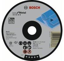 Kotouč řezný rovný Bosch, Best for Metal