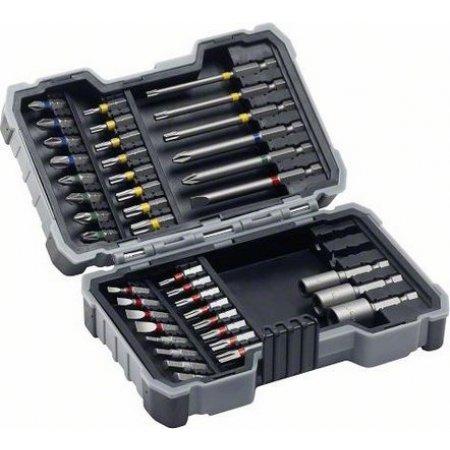 Sada bitů a nástrčných klíčů 43dílů Bosch
