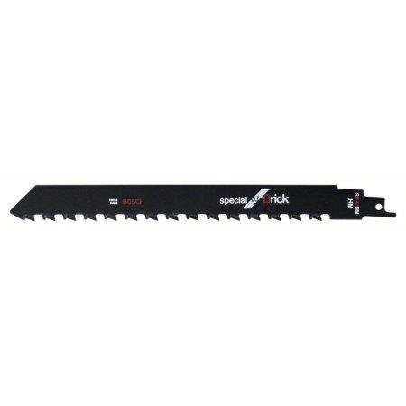 Pilový plátek do pily ocasky S 1543 HM Special for Brick, Bosch