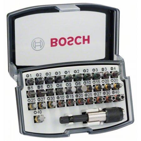 Sada bitů Bosch 32 kusů
