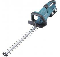 Aku nůžky na živý plot Makita DUH551PF2 18V + 2 x 3,0Ah
