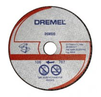 Kotouč řezný na kov Dremel® DSM510