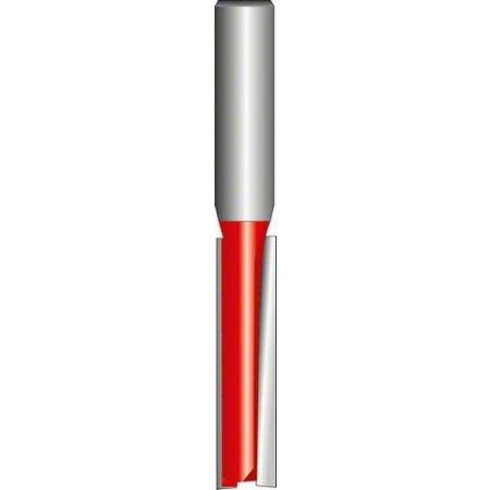 Fréza drážkovací, dvoubřitá, tvrdokovová, Bosch, Expert for Wood