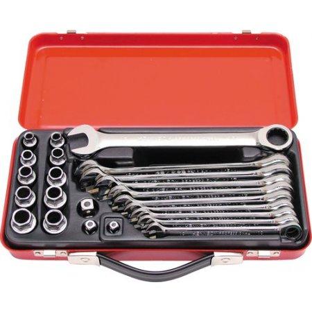 Sada ráčnových klíčů, Quattro 4v1 Kennedy