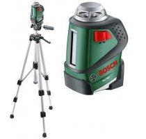 Čárový laser Bosch PLL 360 + stativ 0603663001