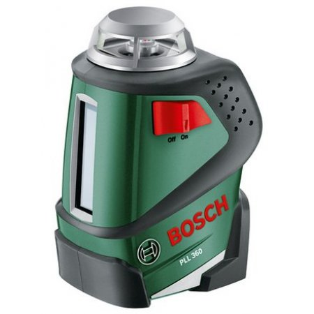 Čárový laser Bosch PLL 360