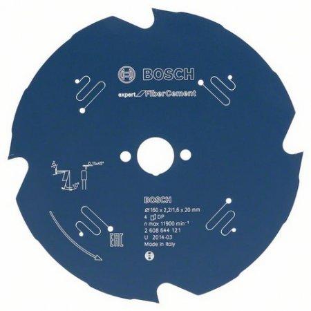 Kotouč pilový Bosch, Expert for Fiber Cement