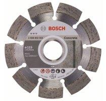 Diamantový kotouč na beton Bosch, Expert for Concrete