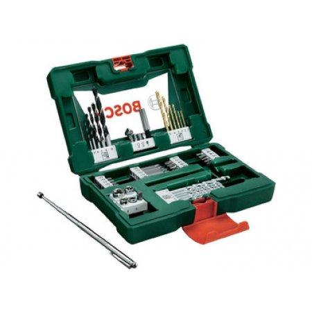 Sada vrtáků a bitů Bosch V-line 48ks