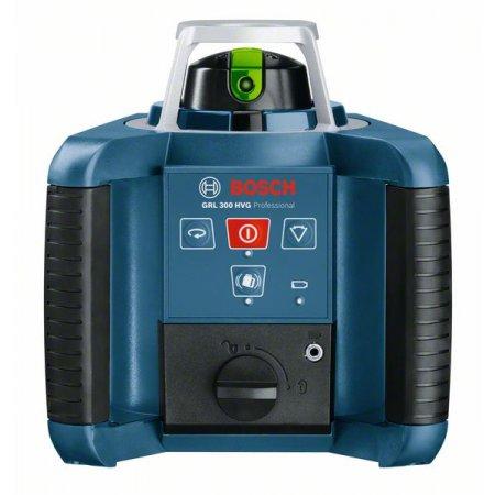 Rotační laser Bosch GRL 300 HVG + laserový přijímač LR 1G 0601061701