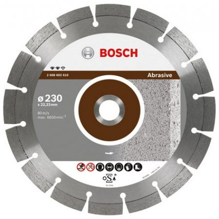 Diamantový kotouč Bosch, Expert for Abrasive