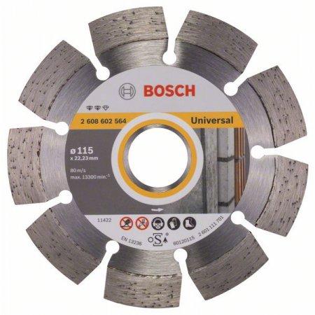 Diamantový kotouč Bosch, Expert for Universal