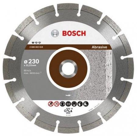 Diamantový kotouč Bosch, Standard for Abrasive