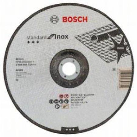 Dělicí kotouč Bosch profilovaný Standard for Inox