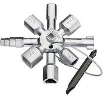 Klíč univerzální TwinKey®, Knipex