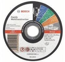 Kotouč řezný Bosch, Rapido Multi Construction