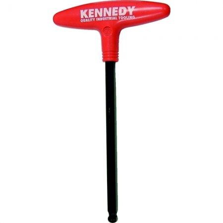 Klíč imbus s T-rukojetí a kulatou hlavou, Kennedy