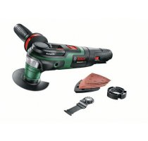 Multifunkční nářadí Bosch AdvancedMulti 18 - bez akumulátoru a nabíječky 0603104020