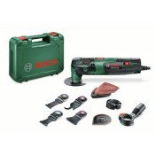Multifunkční nářadí Bosch PMF 250 CES SET