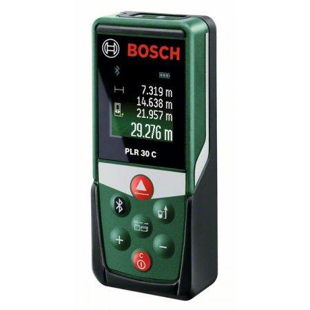 Laserový měřič vzdálenosti Bosch PLR 30C