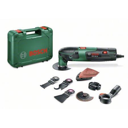 Multifunkční nářadí Bosch PMF 220 CE Set 0603102021