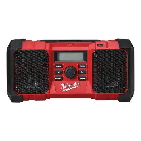 Aku rádio Milwaukee M18 JSRDAB+-0