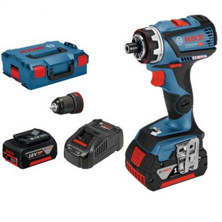 Aku vrtačka Bosch GSR 18V-60 FC Flex Professional 06019G7101