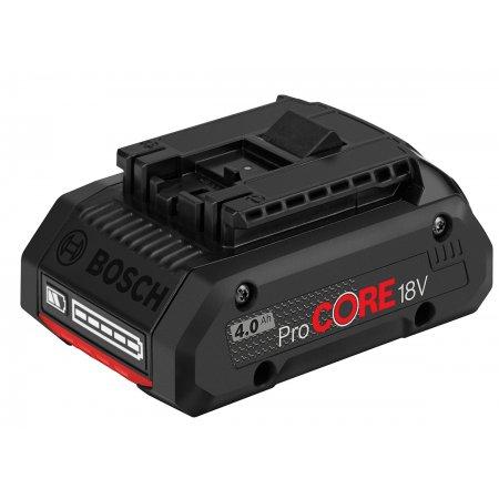 Akumulátor Bosch Professional ProCORE 18V/4,0Ah 1600A016GB