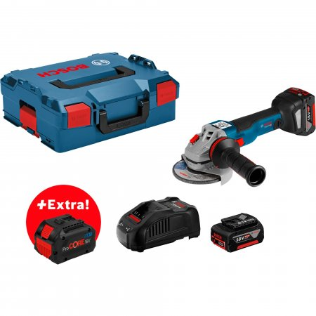 Aku úhlová bruska Bosch GWX 18V-10 SC Professional 06017B0401