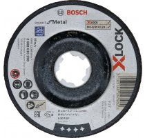 Kotouč brusný Bosch Professional Expert for Metal X-LOCK