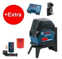 Křížový laser Bosch GCL 2-50 Professional + příslušenství