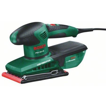 Bruska vibrační Bosch PSS 200 AC 0603340120