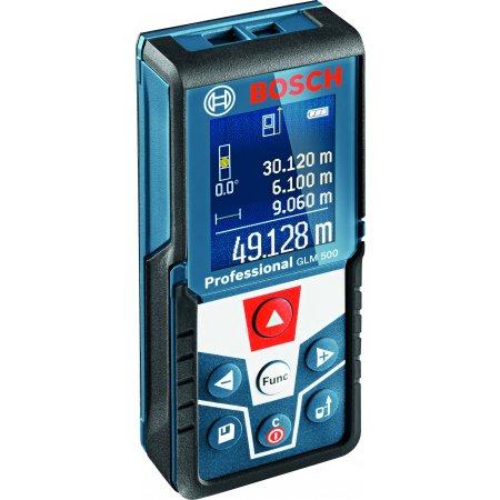 Laserový měřič vzdálenosti a sklonu Bosch GLM 500 Professional 0601072H00