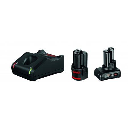 Startovací sada Bosch 1x12V/4,0Ah+1x12V/2,0Ah+GAL 1600A01NC9