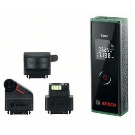 Laserový měřič vzdálenosti Bosch Zamo III set 0603672703