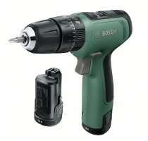 Aku vrtačka Bosch EasyImpact 1200 Nico 2x1,5Ah + AC set 06039D3102