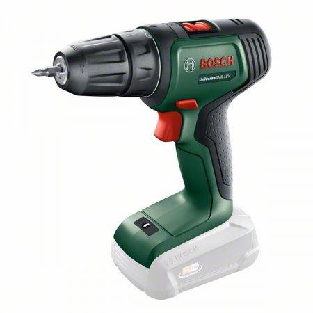 Aku vrtačka Bosch UniversalDrill 18 - bez akumulátoru a nabíječky 06039D4000